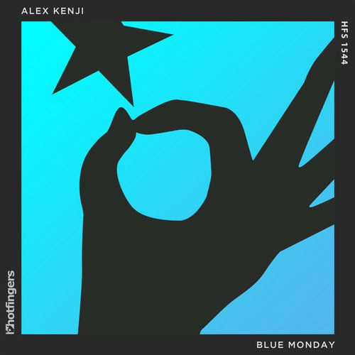 Alex Kenji - Blue Monday [HFS1544]