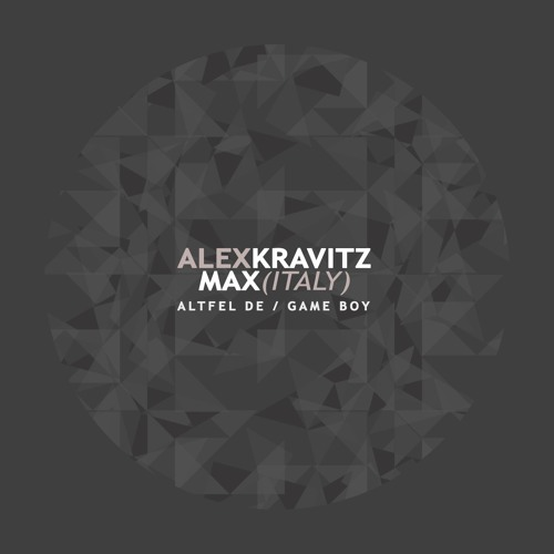 Alex Kravitz, Max (Italy) - Altfel De / Game Boy [BM130]