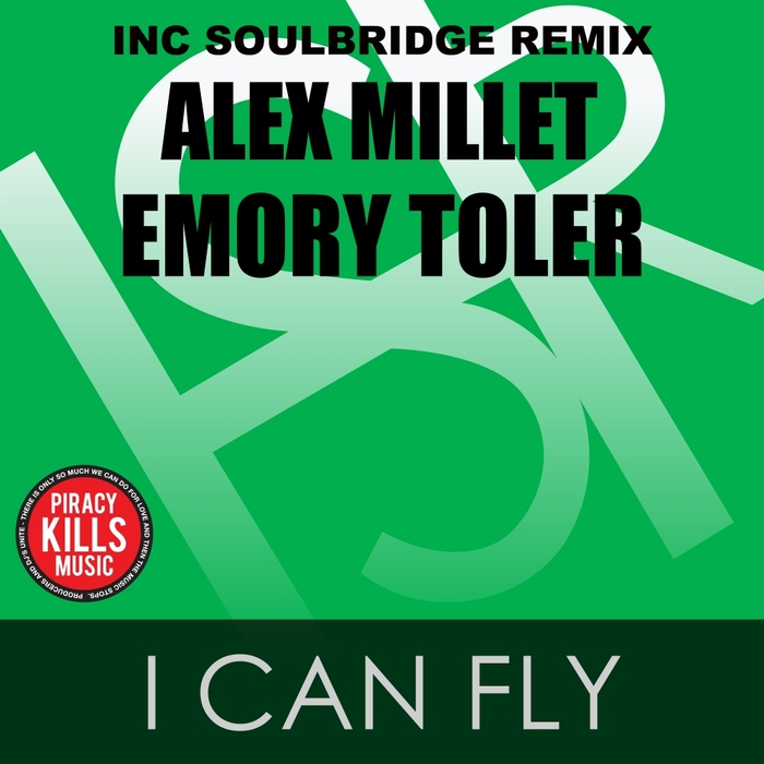 Alex Millet, Emory Toler - I Can Fly (Soulbridge Deep Remix) [HSR 053]