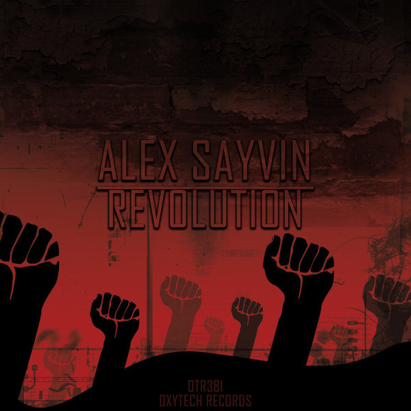 Alex Sayvin - Revolution [OTR381]