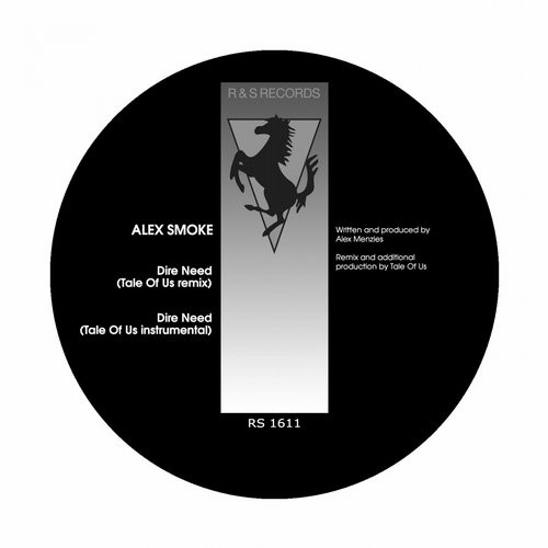 Alex Smoke – Dire Need (Tale Of Us Remixes) [RS1611D]
