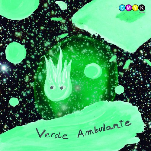 Alex Under - Verde Ambulante [CMYK044]