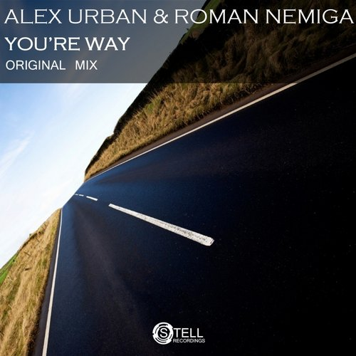 Alex Urban, Roman Nemiga - You're Way [ST 679]