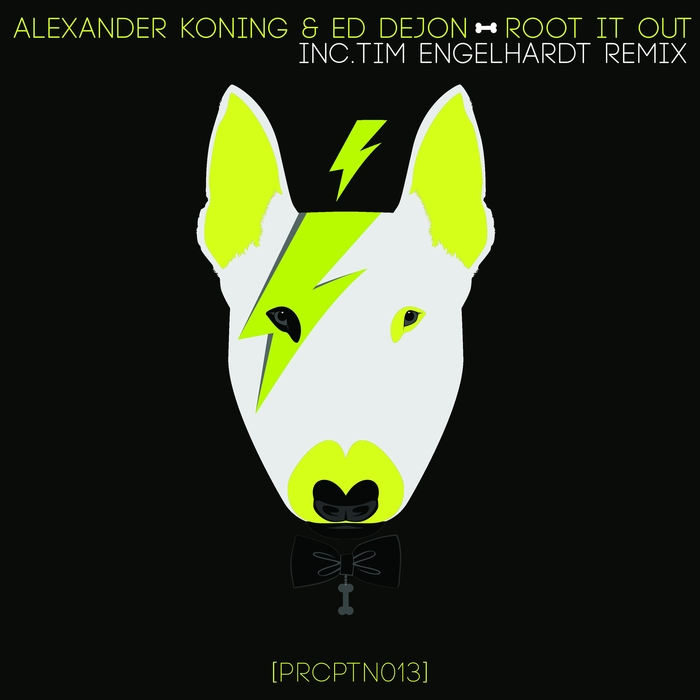 Alexander Koning & Ed Dejon – Root It Out [PRCPTN 013]