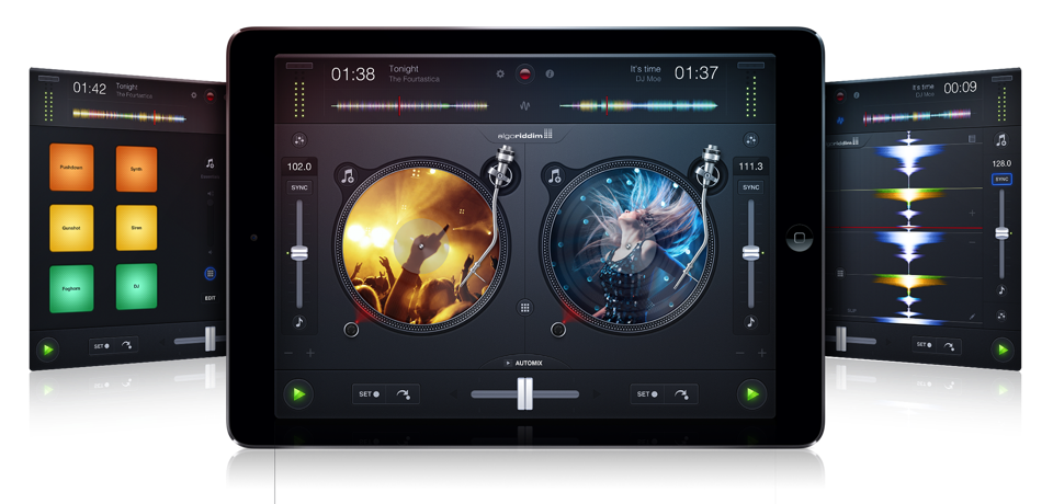 Algoriddim djay 2 v2.7.10 iPad iPod Touch