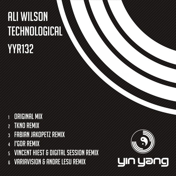 Ali Wilson - Technological [YYR 132]