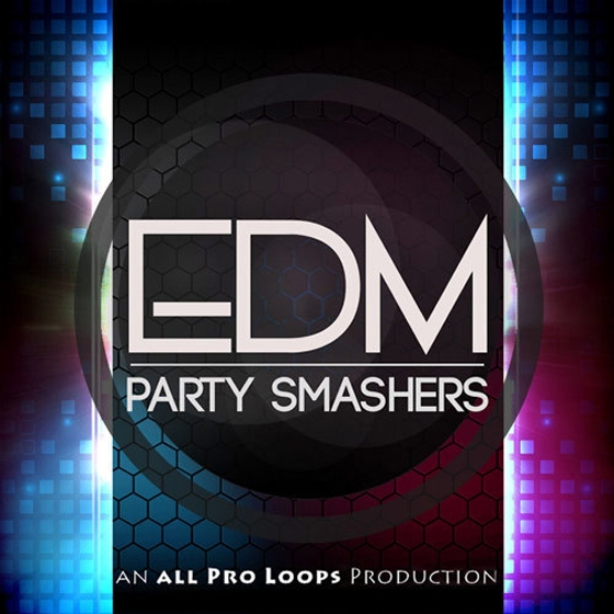 All Pro Loops EDM Party Smashers WAV MiDi-AUDIOSTRiKE