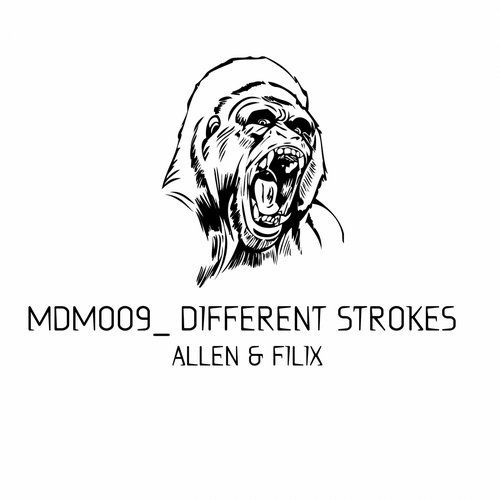 Allen (Italy), Filix - Different Strokes [MDM009]