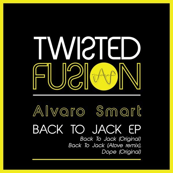 Alvaro Smart - Back To Jack EP [TF007]