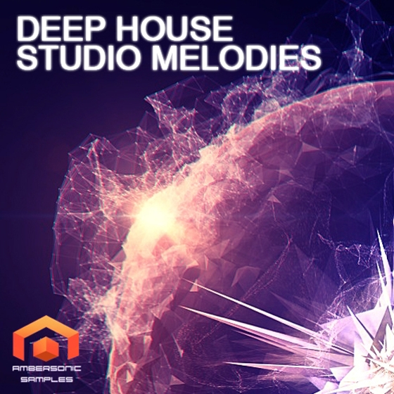 Ambersonic Samples Deep House Studio Melodies WAV MiDi
