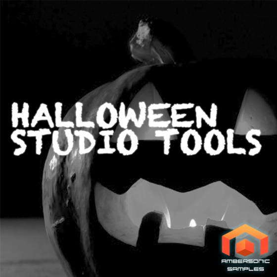 Ambersonic Samples Halloween Studio Tools WAV MiDi