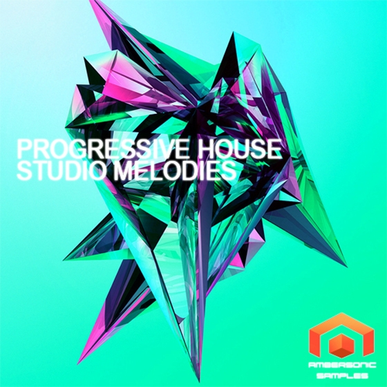 Ambersonic Samples Progressive House Studio Melodies WAV MiDi