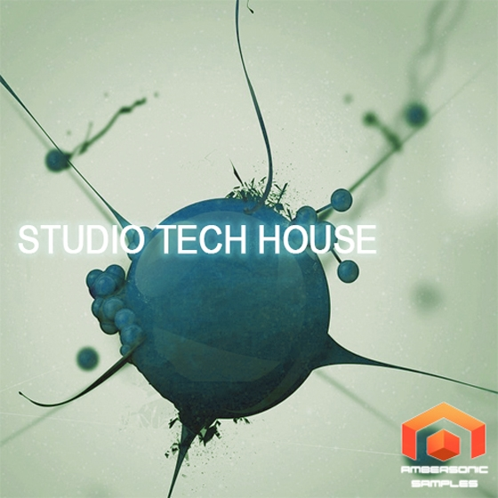 Ambersonic Samples Studio Tech House WAV MiDi-AUDIOSTRiKE