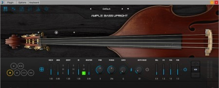 Ample Sound Ample Bass Upright III v3.3.0 WiN MacOSX