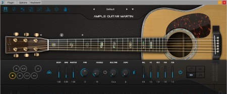 Ample Sound Ample Guitar M III v3.3.0 WiN MacOSX