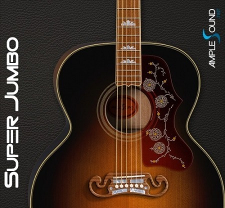 Ample Sound Ample Guitar Super Jumbo v3.2.0 WiN MacOSX