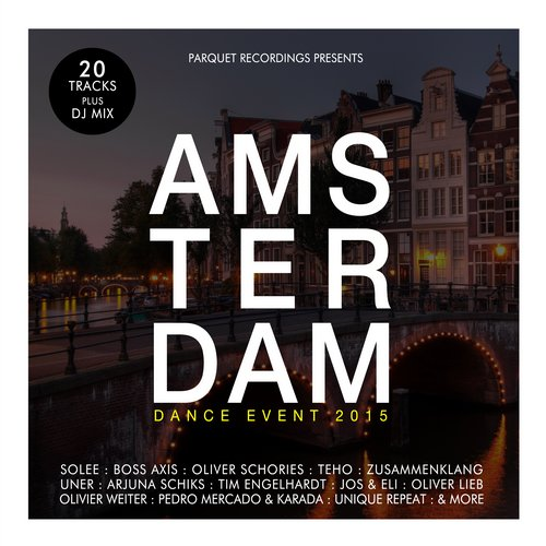 VA - Amsterdam Dance Event 2015 – Pres. By Parquet Recordings[PARQUETCOMP022]