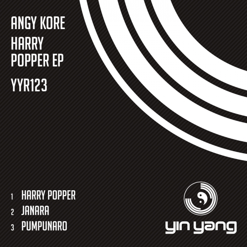 AnGy KoRe - Henry Popper EP [YYR123]