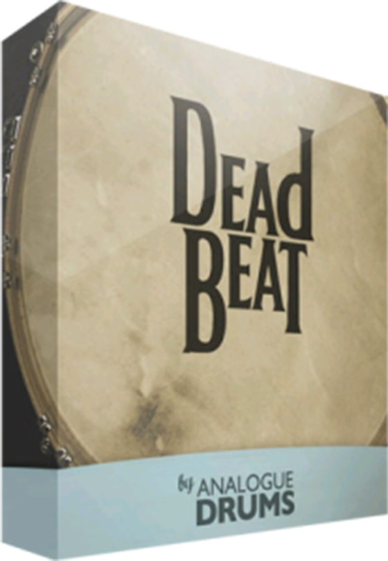 Analogue Drums DeadBeat KONTAKT DVDR
