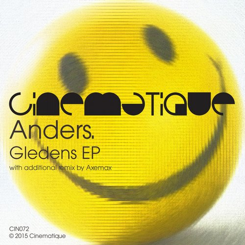 Anders. - Gledens EP [CIN072]