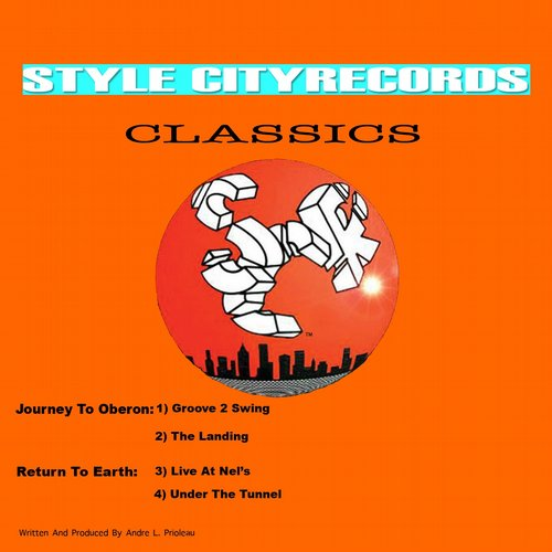 Andre L. Prioleau - Style City Records' Classics [BLV1884161]