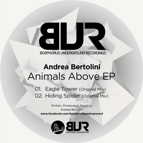 Andrea Bertolini - Animals Above [BU492]