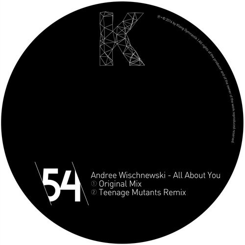 Andree Wischnewski – All About You [KG054]