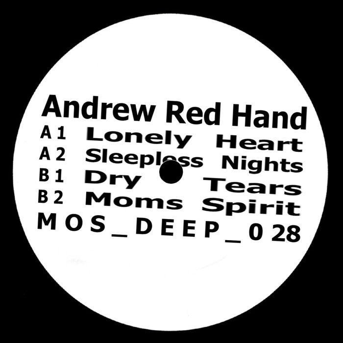 Andrew Red Hand – Dear Goddess [MOSDEEP028]