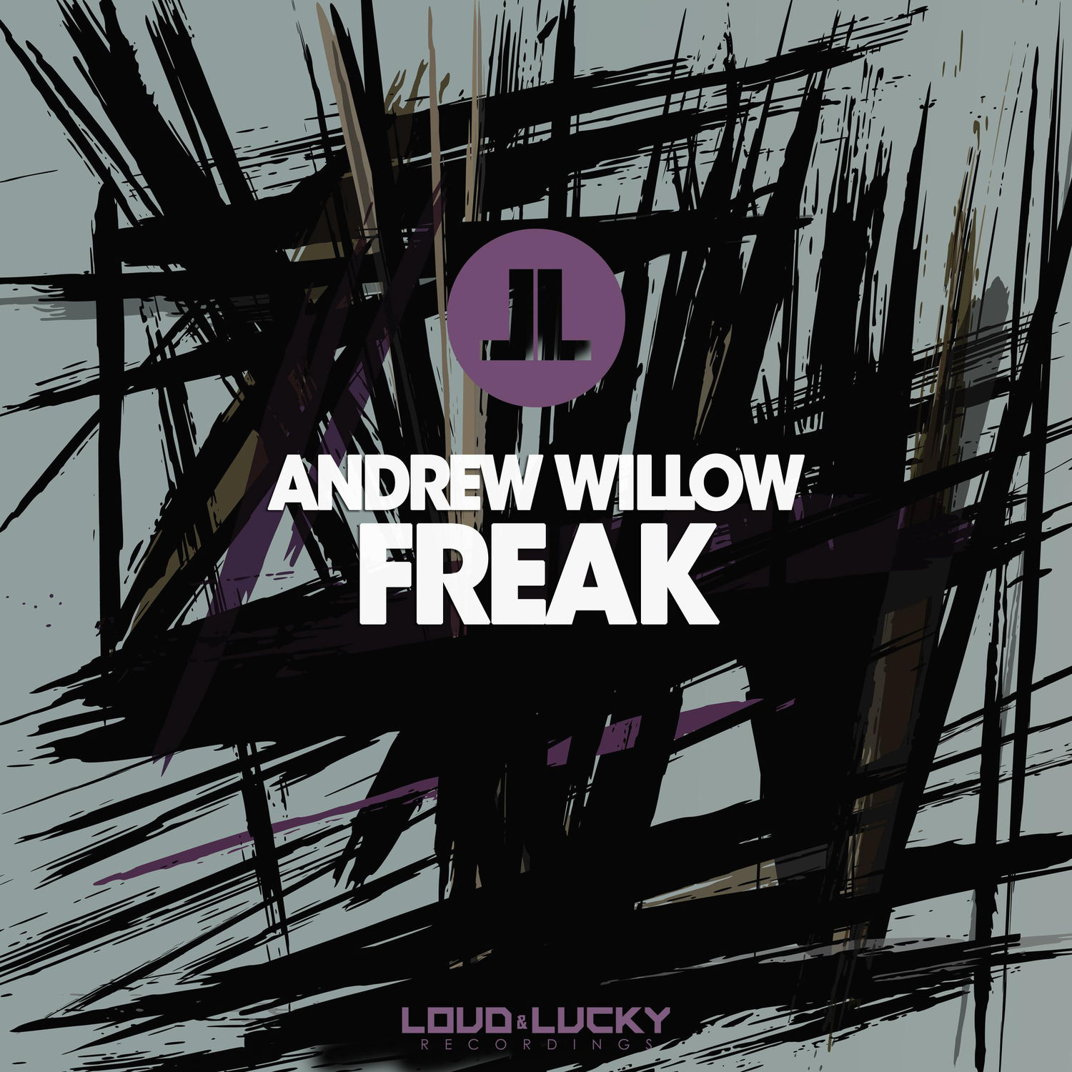 Andrew willow freak single llr 015 for Deep house singles