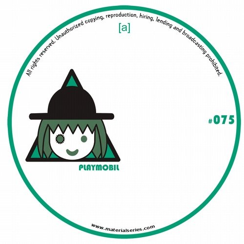 Angelo Ferreri - YOU GIVE ME EP [PLAYMOBIL075]