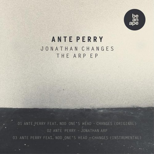 Ante Perry – Jonathan Changes the Arp EP [4056813025804]