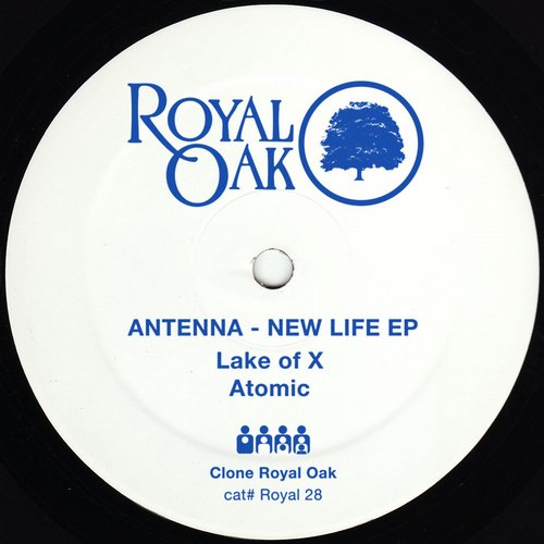 Antenna - New Life EP [ROYAL028]