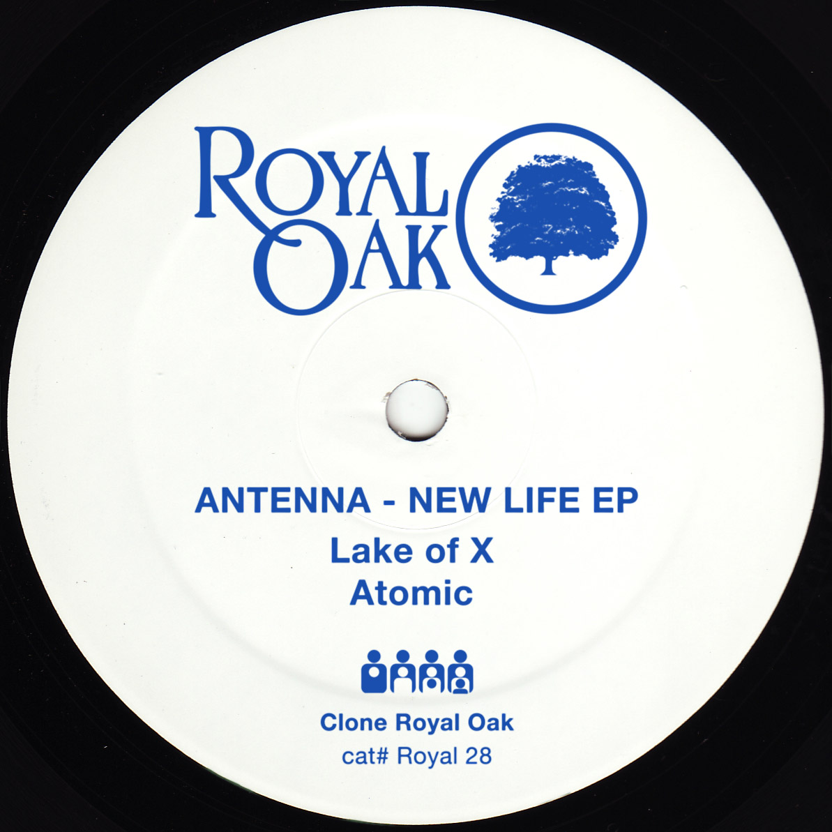 Antenna - New Life [ROYAL028]