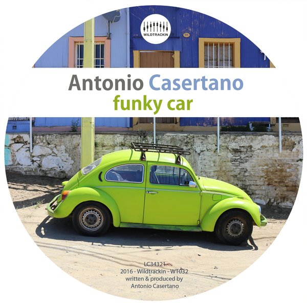 Antonio Casertano - Funky Car [WT 032]