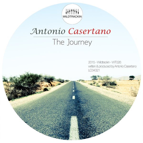 Antonio Casertano - The Journey [WT026]