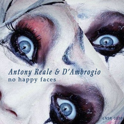 Antony Reale, DAmbrogio - No Happy Faces [LNSR0038]