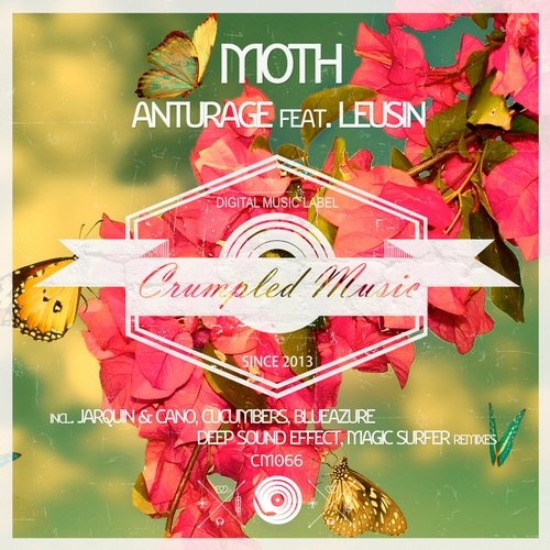 Anturage feat. Leusin - Moth [CM066]
