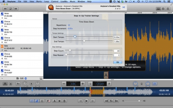 Anytune 1.3.2 Multilangual Mac OS X