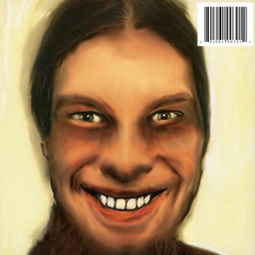 Aphex Twin - I Care Because You Do (Reissue) [WARPCD30]