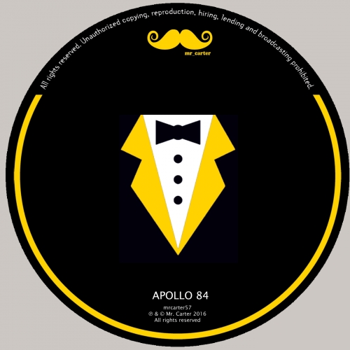Apollo 84 – Dirty Talk EP [MRCARTER57]