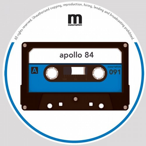 Apollo 84 – HEY YOU EP [MATERIALISM091]