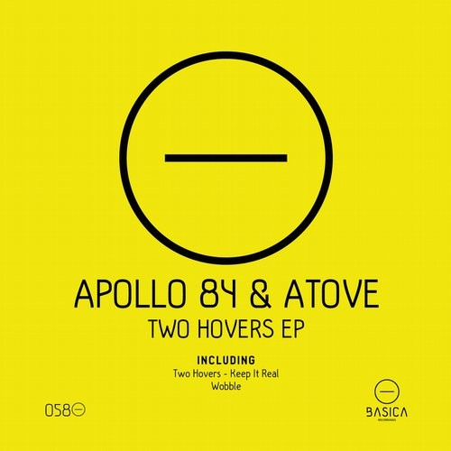 Apollo 84, Atove - Two Hovers EP [BSC 058]