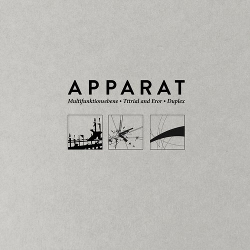Apparat - Multifunktionsebene, Tttrial and Eror, Duplex [STRIKE155]
