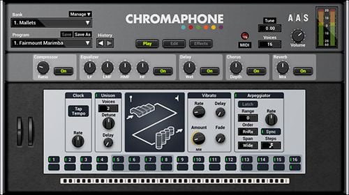 Applied Acoustics Systems Chromaphone 2 v2.0.5 Incl.AiR Keygen WiN/MAC