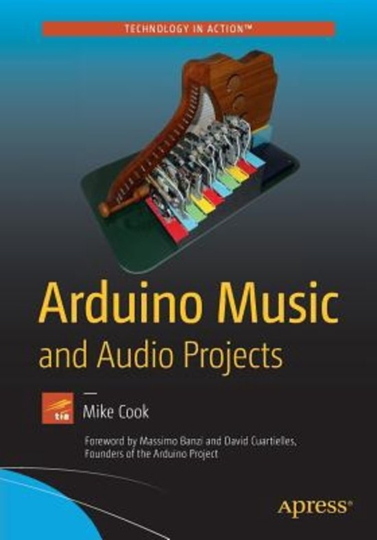 Apress Arduino Music and Audio Projects 2015 BitBook