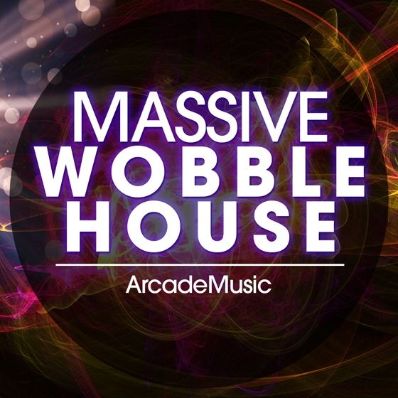 ArcadeMusic Massive Wobble House WAV MiDi Ni MASSiVE TUTORiAL FL STUDiO PROJECT