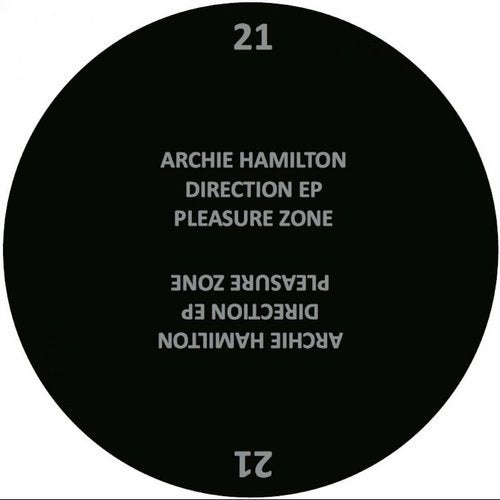 Archie Hamilton – Wild Thing EP [MOSCOW022]