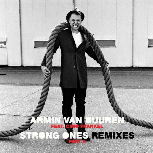 Armin Van Buuren, Cimo Frankel - Strong Ones - Remixes Part II [ARMD1258]