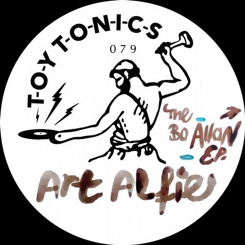 Art Alfie – The Bo Allan – EP [TOYT079]