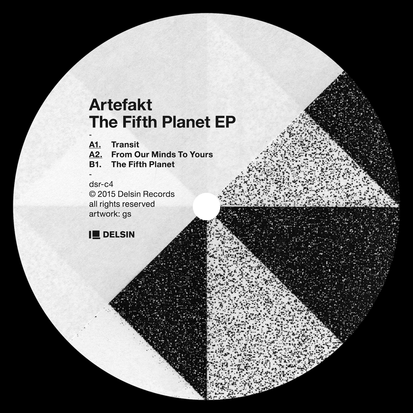 Artefakt - The Fifth Planet EP [DSRC4]